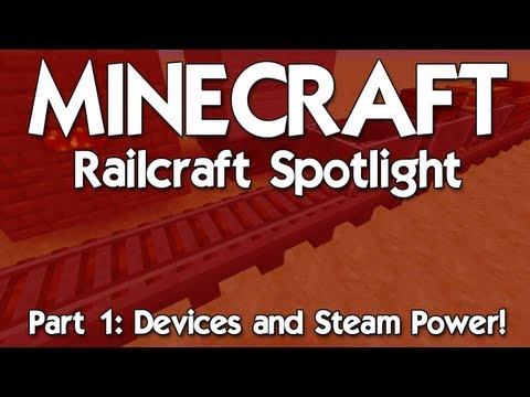 Railcraft Spotlight Part 1