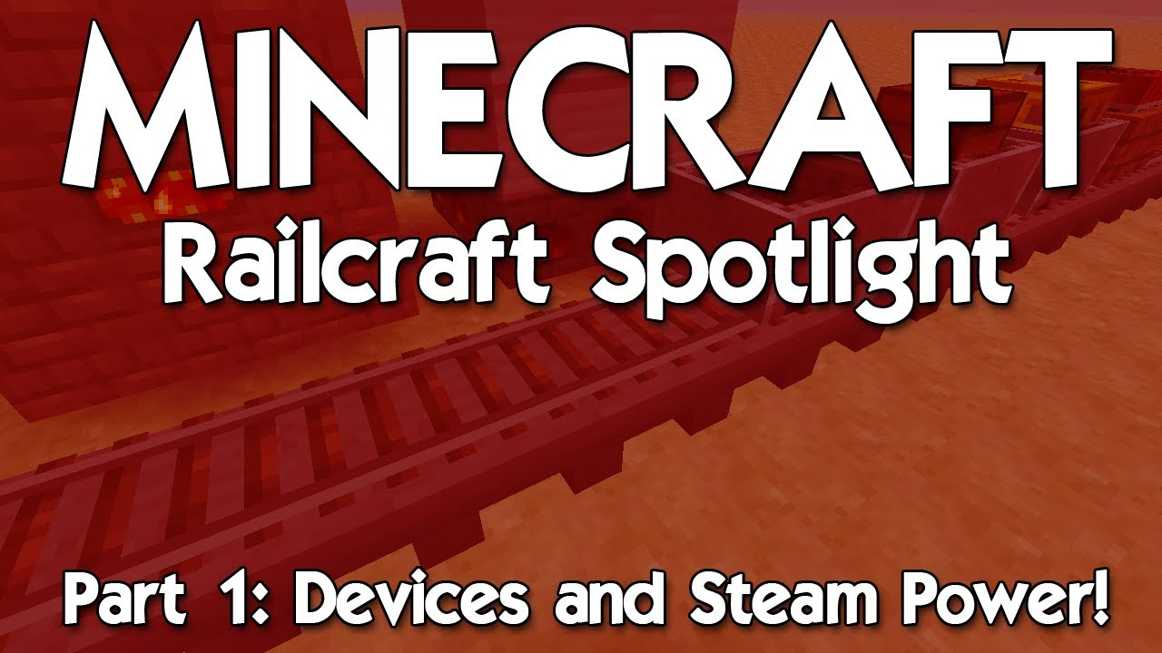 Welcome to the Official Railcraft Wiki! [Railcraft Wiki]
