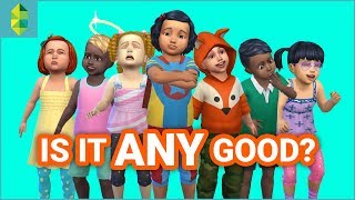 Is It ANY Good? - The Sims 4 Toddler Stuff Overview
