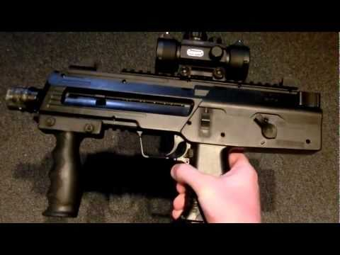 Umarex Steel Storm: Full-Auto Mod & Silencer Attachment