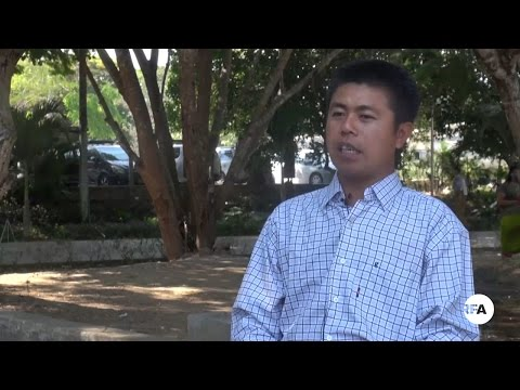 Interview with Public Health Activist U Thant Zin Oo