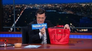 what s in hillary s purse