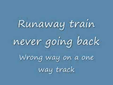 Soul Asylum- Runaway Train (lyrics) Mp3