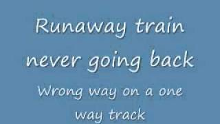 Soul Asylum- Runaway Train (lyrics)