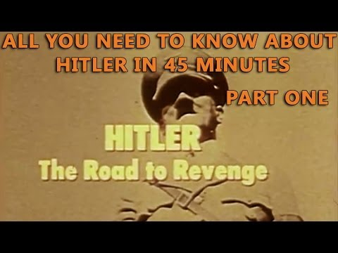 Hitler - The Road to Revenge