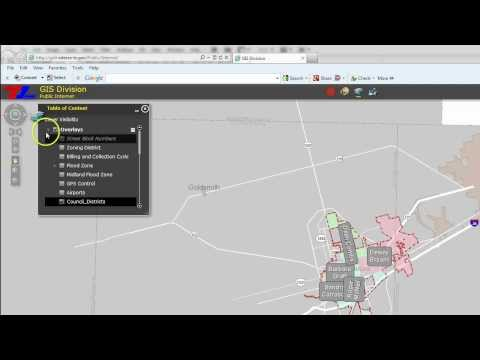 City of Odessa, Texas - GIS
