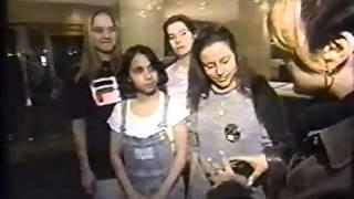 Backstreet Boys - 1996 - Sonia Benezra Interview #2 (@_BoysOnTheBlock)