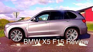 2016 Bmw X5 F15 30D Test drive/Review.