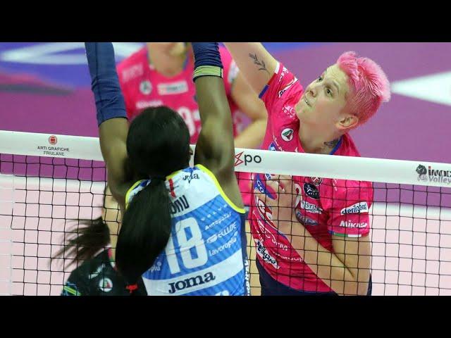 Conegliano - Novara | Highlights | 3^ Giornata Campionato | Lega Volley Femminile 2021/22