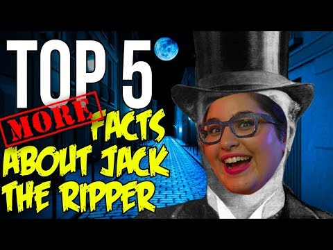 Top 5 MORE Facts About Jack the Ripper Pt 2 - Famous Serial Killers // Dark 5   Snarled
