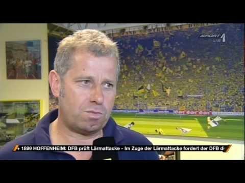 Saubermann Dietmar Hopp aus Hoffenheim - Hochfrequenz-Lautsprecher gegen BVB-Fans