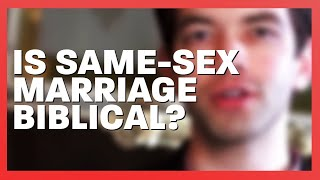 What Does The Bible Say About Same-Sex Marriage | Ep.6 - Answering The Error