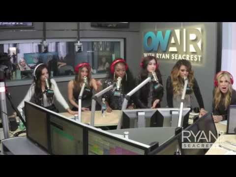 Fifth Harmony cantando 'Sledgehammer'  (Acústico)!