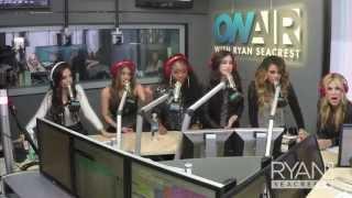 Fifth Harmony cantando