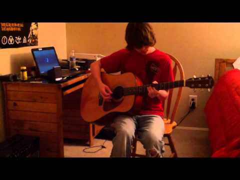 Bert Jansch - Blackbird In The Morning Guitar Cover