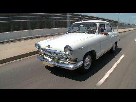 1966 Volga GAZ 21 Jay Leno s Garage