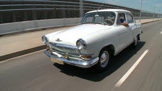 1966 Volga GAZ-21 - Jay Leno