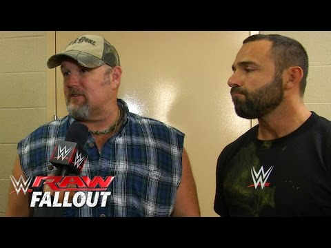 Larry the Raw Guy - Raw Fallout - November 24, 2014