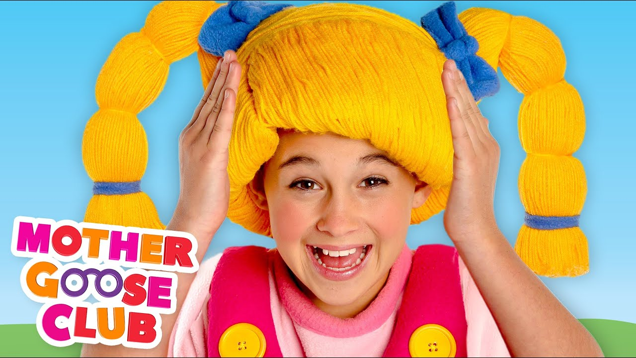 head shoulders knees toes mother goose club phonics songs youtube