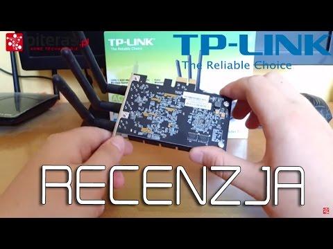 TP-LINK Archer T9E - Karta sieciowa Wi-Fi pod PCI-E - RECENZJA PL