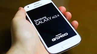 Jak Zrobić Hard ResetTelefonu Samsung Galaxy Ace 4