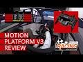 Next Level Racing Motion Platform V3 Review