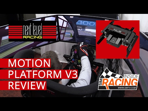 Next Level Racing Motion Platform V3 | Next Level Racing