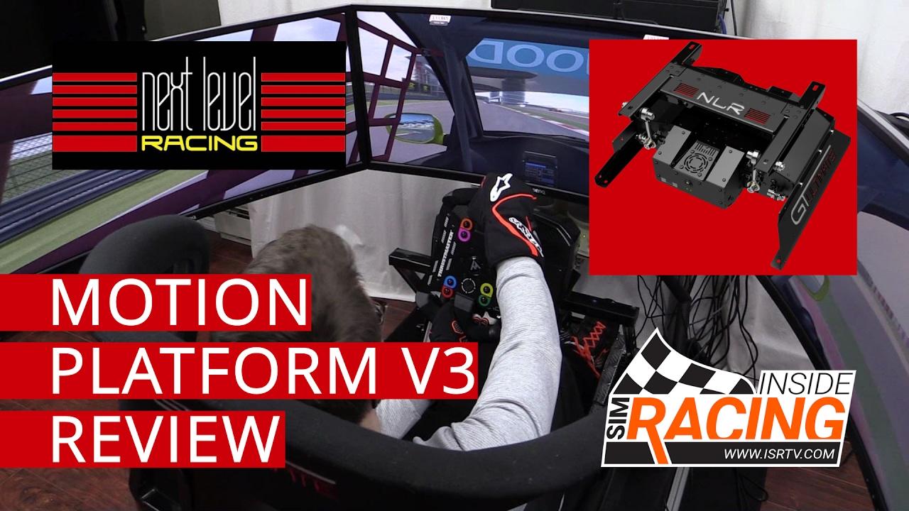 Next Level Racing Motion Platform V3 | Next Level Racing
