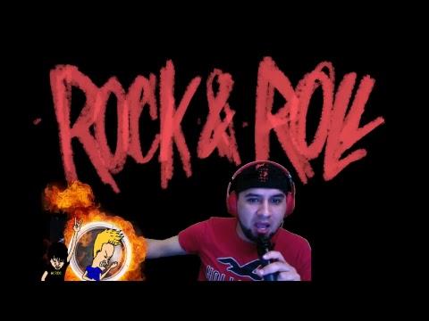 SALSA CUMBIANDO Y ROCK