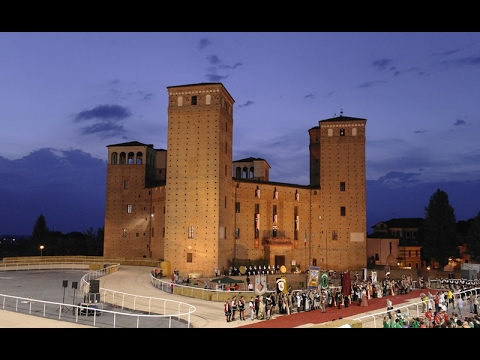 Fossano (Cuneo) la città intera (o quasi) in 15 minuti