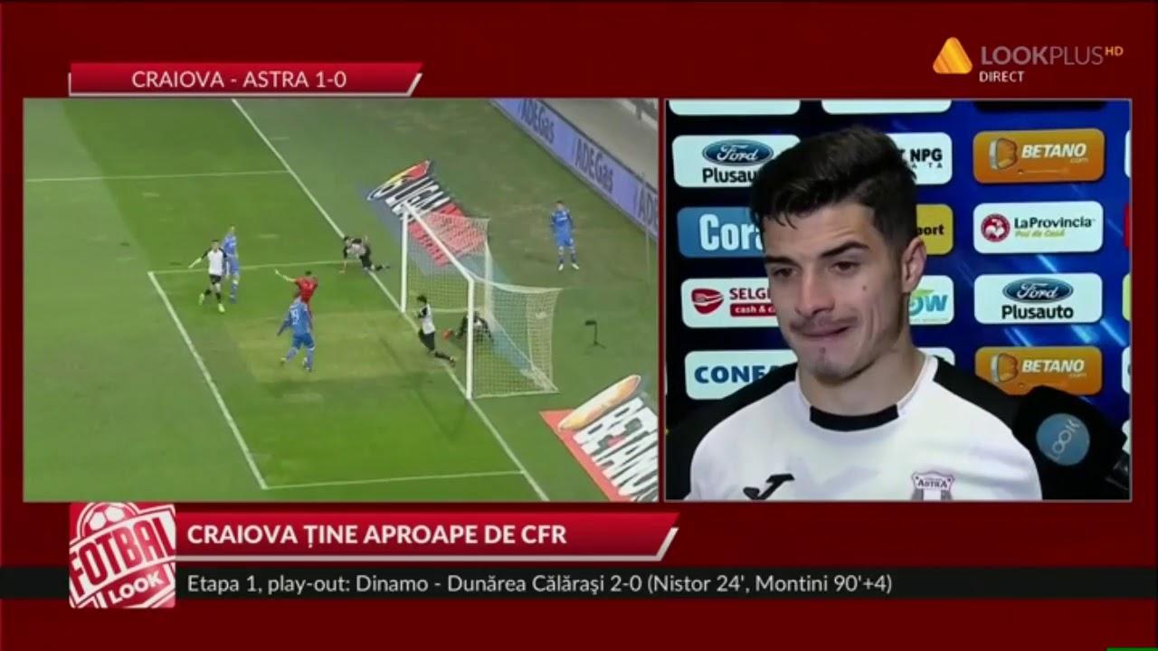 Astra – Craiova, amânat! Play-off-ul Ligii 1, în pericol ...   Astra Craiova