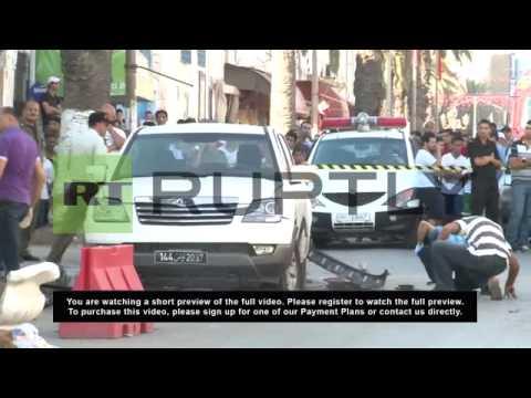 Tunisia: Bomb blast aggravates protests