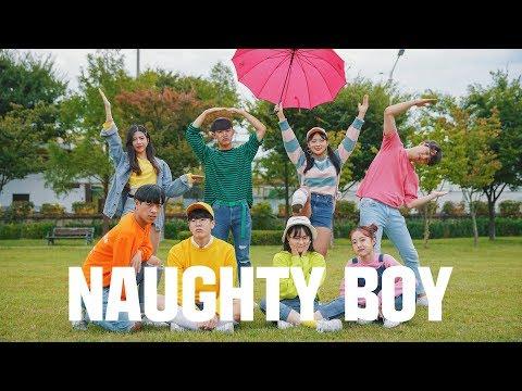 [AB] PENTAGON - NAUGHTY BOY   DANCE COVER