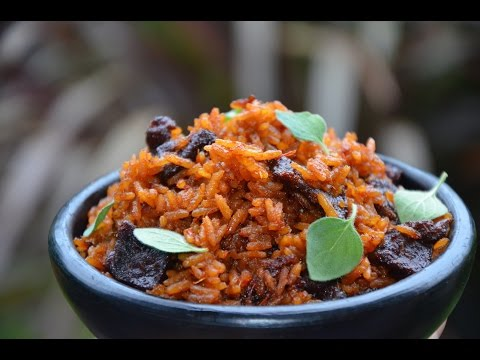 How to cook the perfect Jollof rice