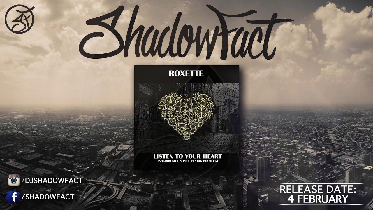 Dht ft. Edmee listen to your heart (shadowfact & paul elstak.