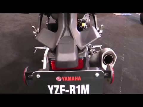download 2017 Yamaha R1M Costum Colors Exclusive Features Edition Walkaround Review Look in HD