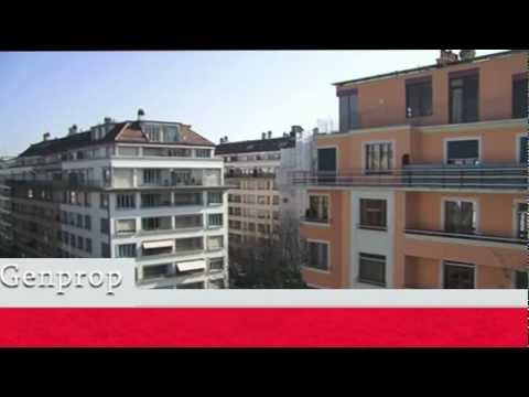 Rent  3 bedrooms furnished appartment by week in Geneva, Switzerland GENPROP