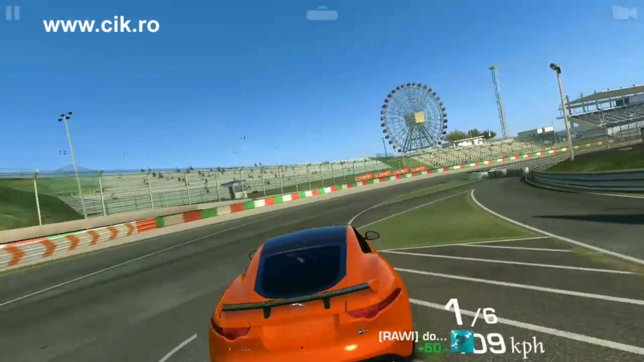 Jaguar F Type SVR Max Tuning   Suzuka Circuit   Exclusive Series   Real  Racing 3