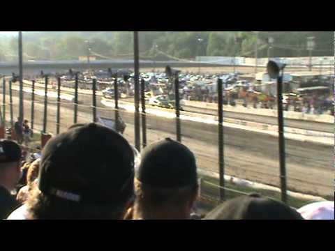2011 LEBANON VALLEY SPEEDWAY WoO SPRINT CARS DONNY SCHATZ TIME TRIAL
