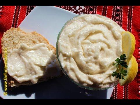 Salata de icre de hering | Farfuria vesela
