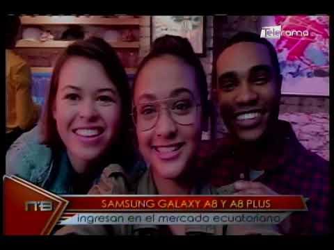 Samsung Galaxy A8 y A8 Plus ingresan en el mercado Ecuatoriano