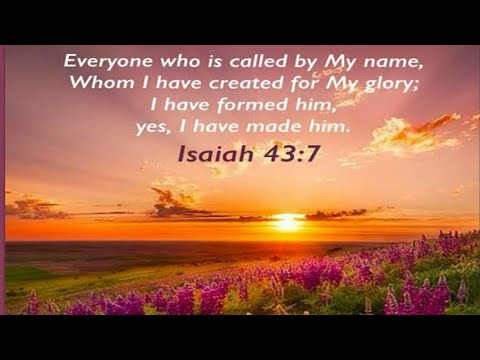 Those who are from God, is called by the name of God
