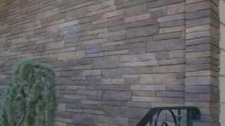 видео Цокольный сайдинг под кирпич, камень. Цены. Купить в Москве