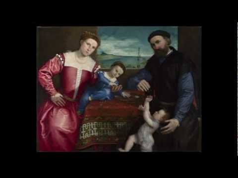Lorenzo Lotto: a family portrait | Paintings | The National Gallery, London