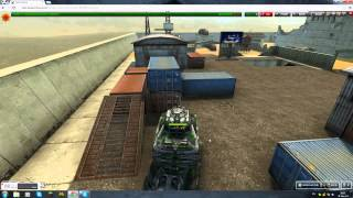 Tanki online-parkour level 3[№4]