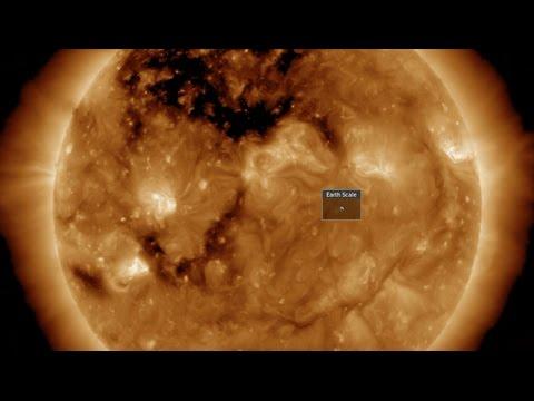 Space Weather, FlightRad Paper, Quake Alerts   S0 News Nov.20.2016