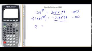 Gambar cover Scientific Notation and E99