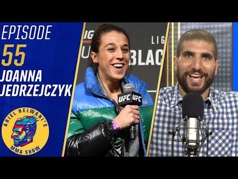 Joanna Jedrzejczyk on Michelle Waterson bout, future title fight   Ariel Helwani's MMA Show