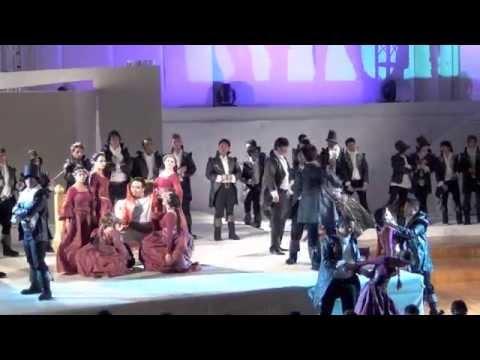 """Milano - Conservatorio """"G.Verdi"""": Rigoletto"""