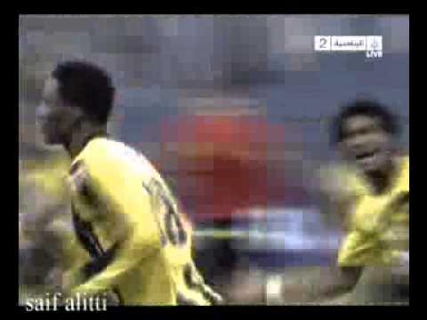 Ittihad Vs Hilal   King's Cup Final 2010   Mohammed Noor
